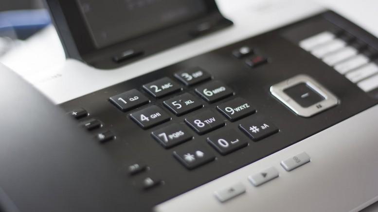 Kontaktaufnahme leicht gemacht, rufen Sie am besten an