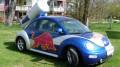 Red Bull Werbefahrzeug, Volkswagen Beetle T6