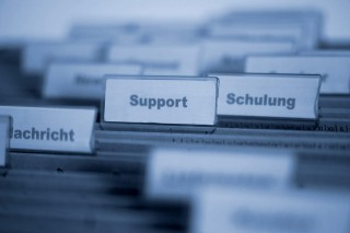 Support im NZP-Helpdesk